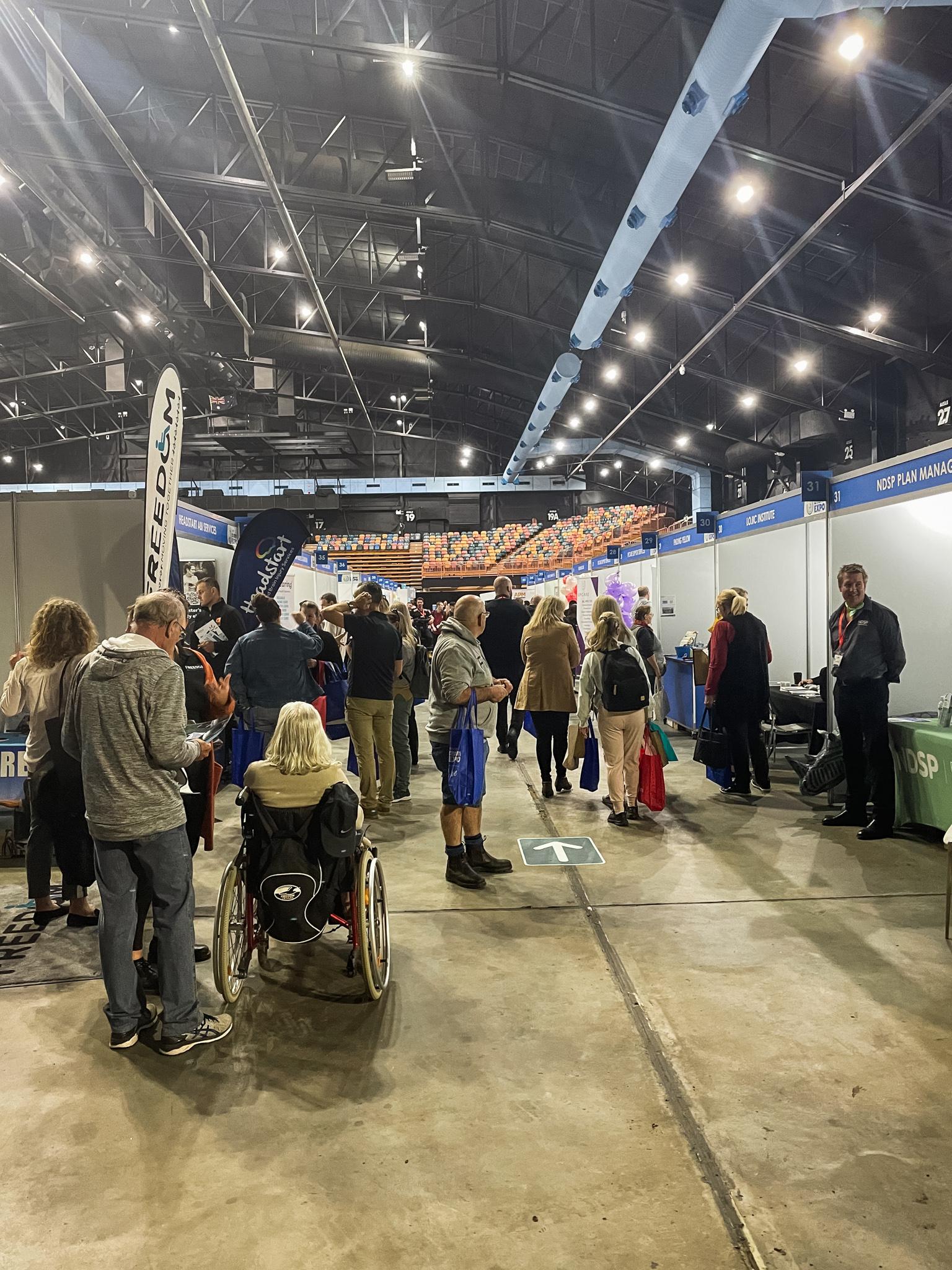 Hunter Disability expo