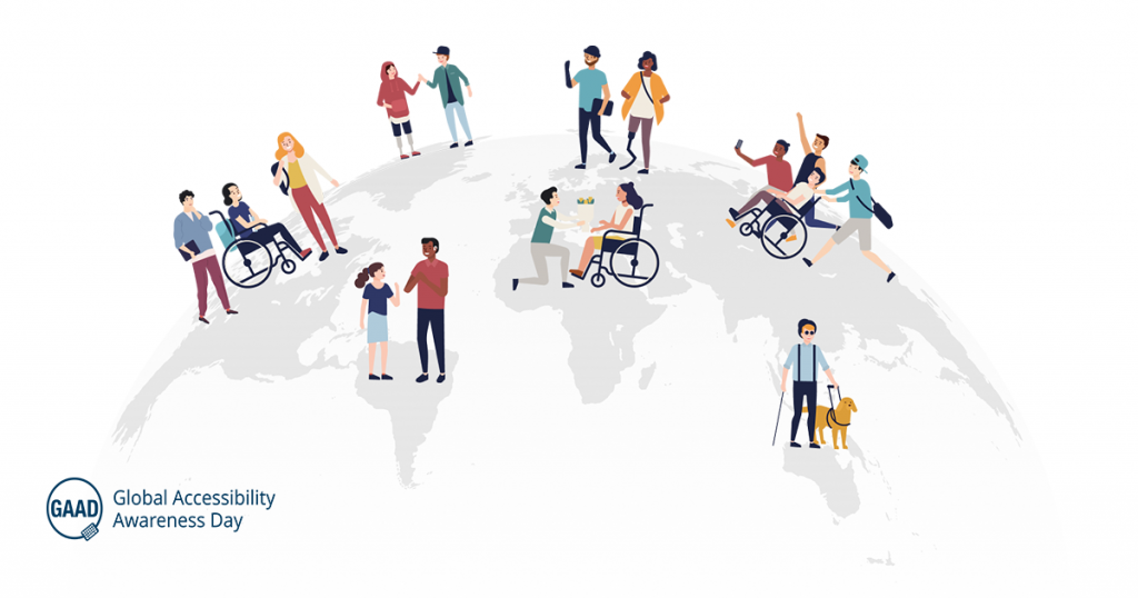 Global Accessibility Awareness Day 2021 (GAAD)